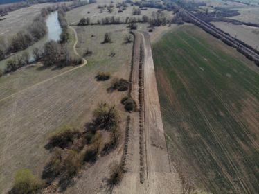 Prvé míľniky výstavby plynovodu do Poľska