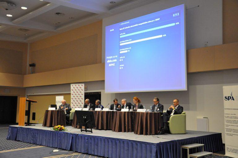 Spoločné záujmy V4 vplynárenstve aenergetike budú dominovať Jesennej konferencii SPNZ