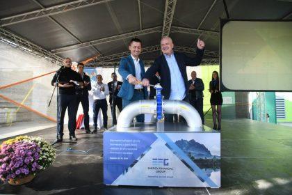 Česko má prvú výrobňu biometánu