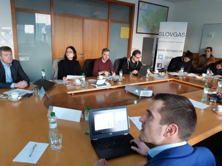 Plynárenstvo dokáže zlepšiť ovzdušie na Slovensku vo vykurovaní adoprave