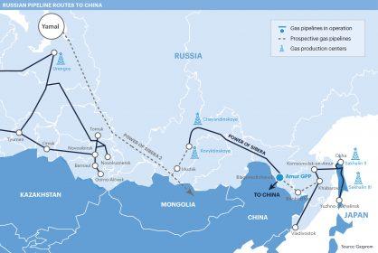 Koronavírusové napätie medzi USA aČínou zvyšuje šance druhého rusko-čínskeho plynovodu