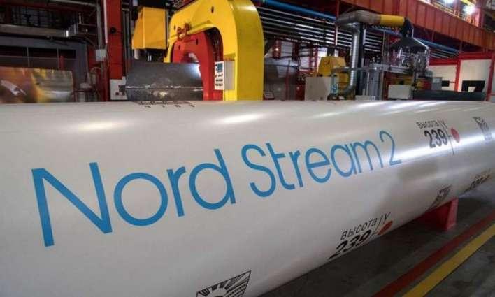 NordStream2 dokončia vauguste
