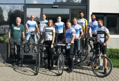 """Slovenskí plynári vkampani """"Do práce na bicykli"""" najazdili takmer 14.000 km aušetrili vyše tri tony emisií CO2"""