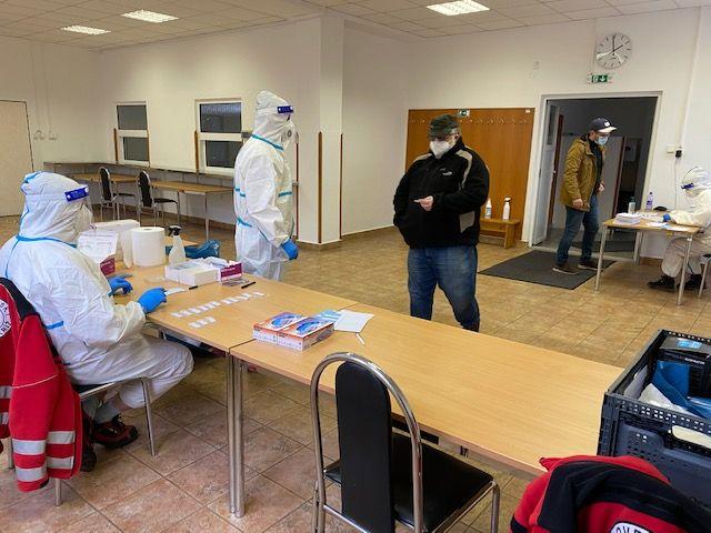 Slovenské plynárenské spoločnosti chránia zdravie svojich zamestnancov aj testovaním
