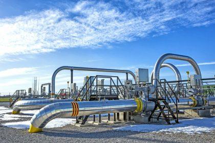 Európske zásobníky plynu sú naplnené na 37 %, nízka úroveň zásob môže viesť krastu cien
