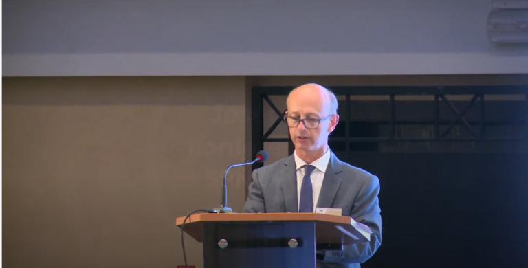 A. Stegher: Zemný plyn aďalšie plyny môžu riešiť prístup kenergii, sociálno-ekonomický rozvoj, udržateľnosť aochranu životného prostredia