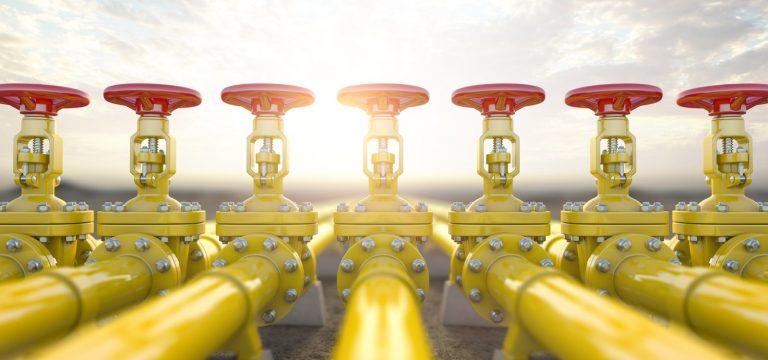 V. Putin: Rast cien plynu, ktorý by mohol mať dôsledky pre Gazprom, nie je vruskom záujme