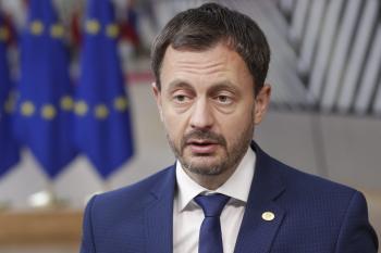 E. Heger: Slovensko môže profitovať zveľkých zásobníkov plynu na Ukrajine